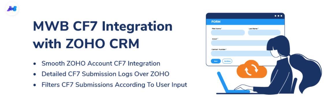 CF7 Zoho integration