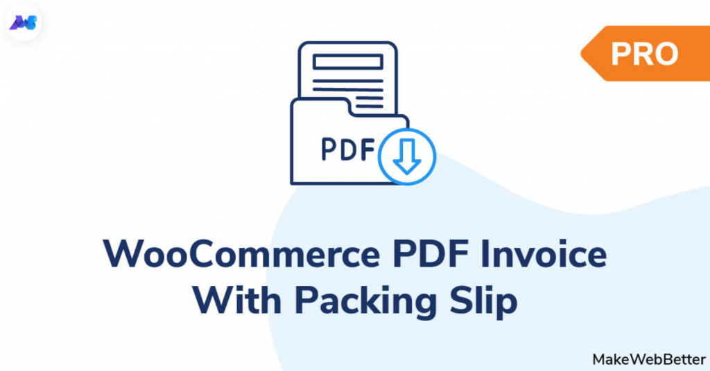 pdf invoice with packing slip