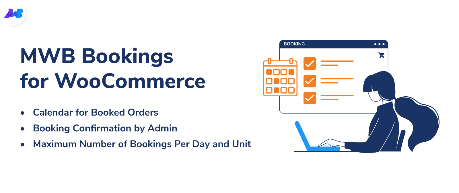 mwb bookings for woocommerce