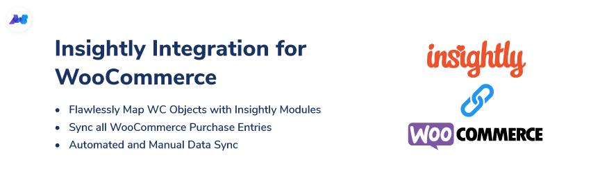 insightly integration for woocommerce