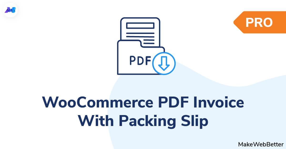 pdf invoice packing slip