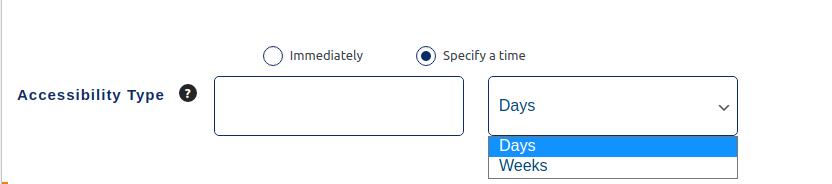 accessibilty type
